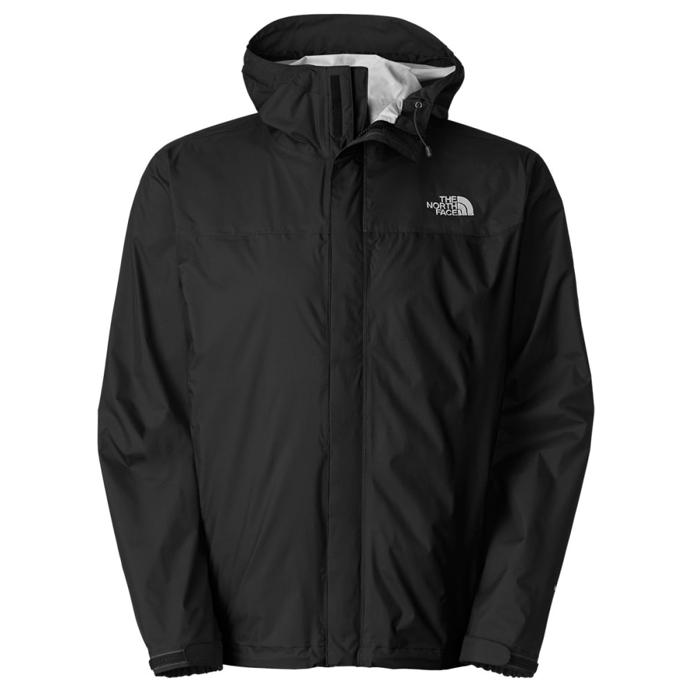 The North Face Men's Venture Jacket - BLACK