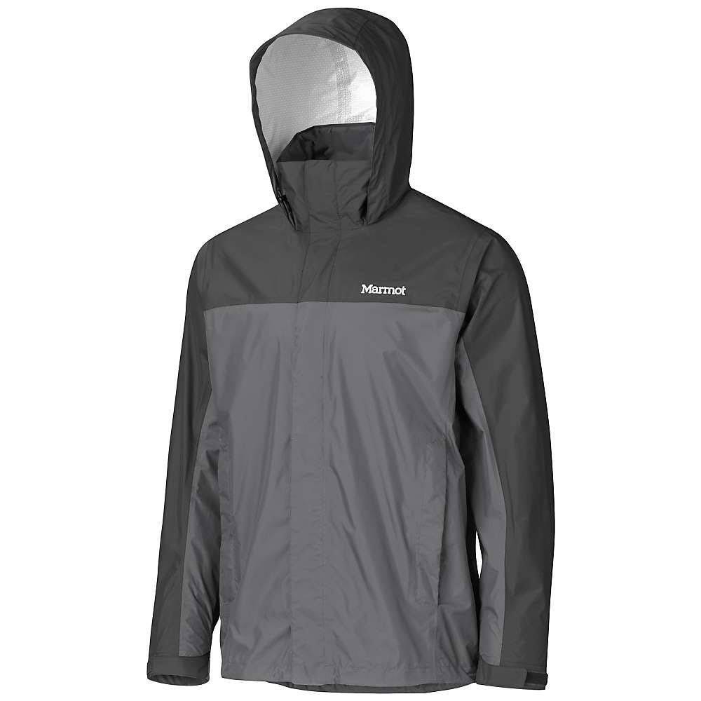 MARMOT Men's PreCip™ Jacket - CINDER/SLATE GREY
