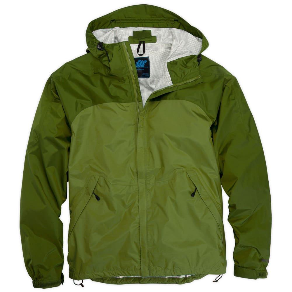 EMS Men's Thunderhead Jacket, 2013 - AVOCADO/RIFLE GREEN