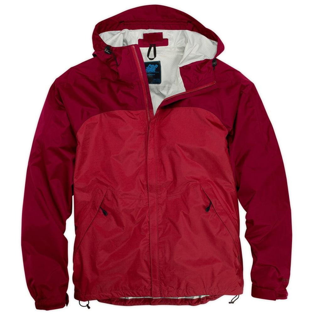 EMS Men's Thunderhead Jacket, 2013 - PRECISION RED/MOTLEN