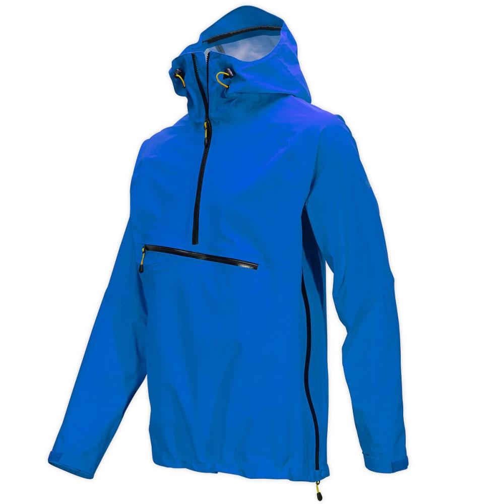 EMS Men's Helix Anorak - DIRECTOIRE BLUE