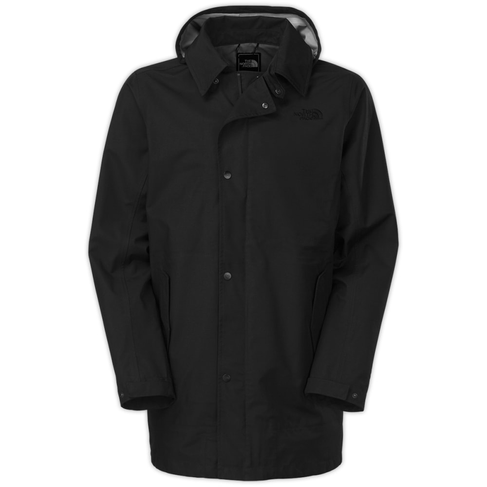 The North Face Men S Greer Trench Coat