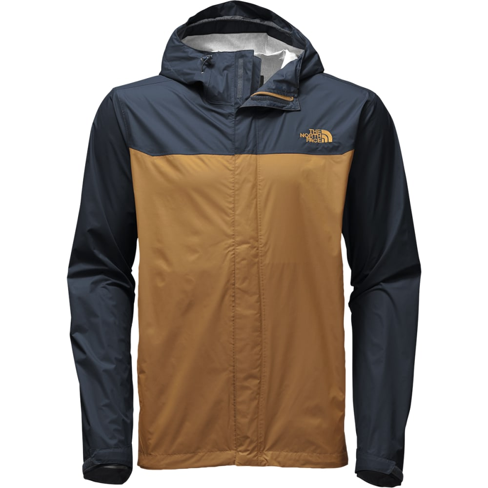 THE NORTH FACE Men's Venture Jacket - DIJON BROWN-LFP