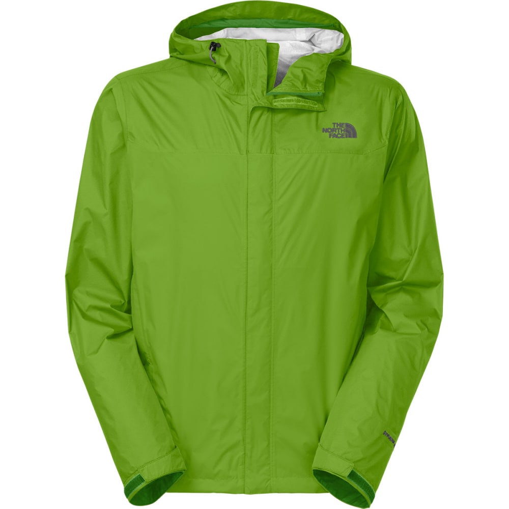 THE NORTH FACE Men's Venture Jacket - SCOTTISH MOSS GREEN