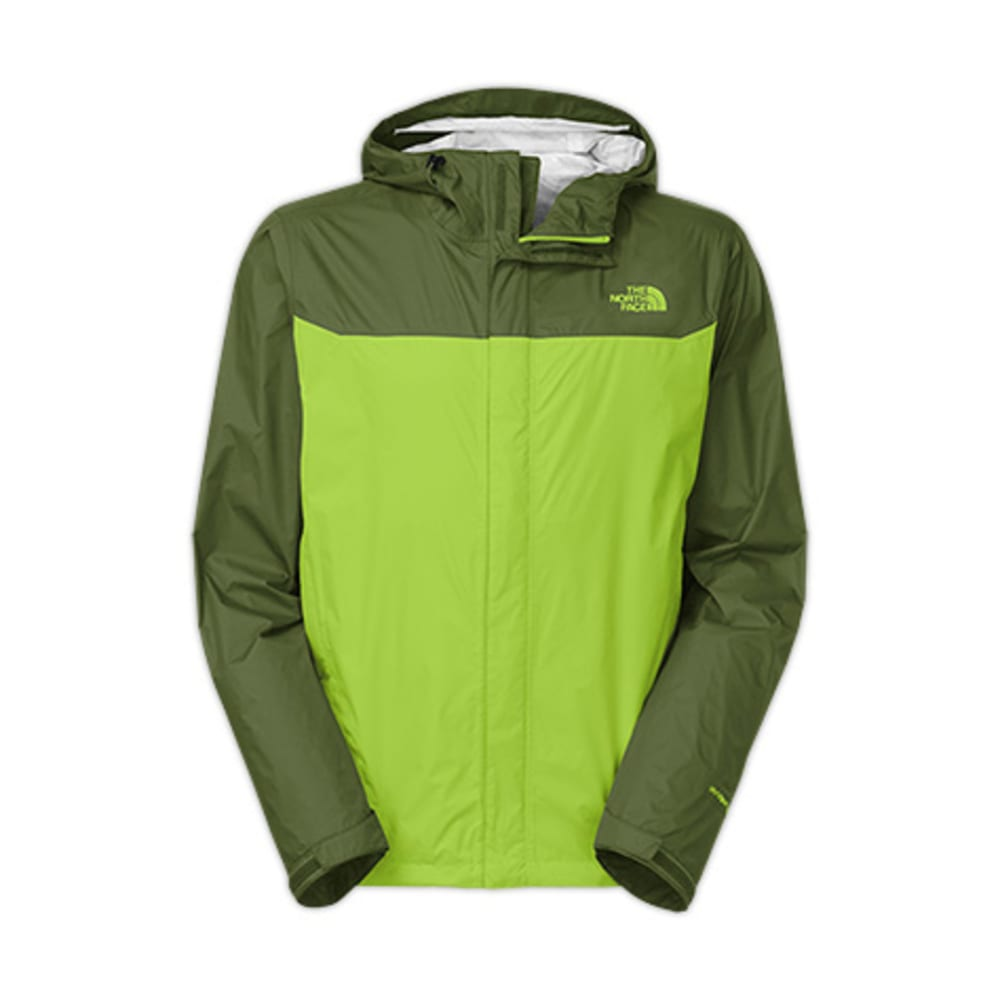 THE NORTH FACE Men's Venture Jacket - TREE FROG/SCALLION G