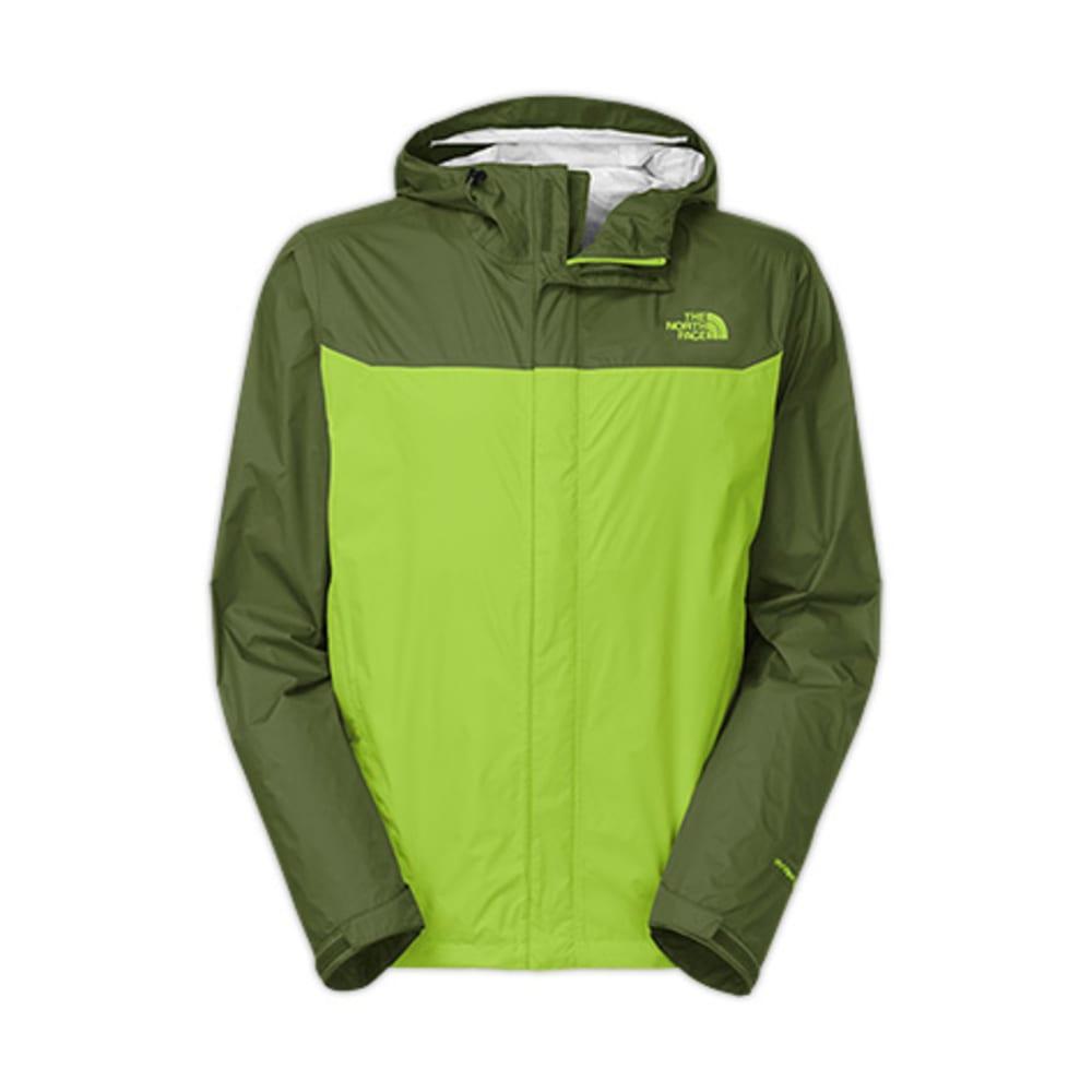 THE NORTH FACE Men's Venture Jacket - TREE FROG/SCALLION G