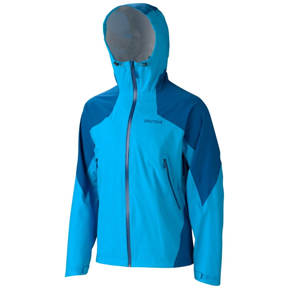 MARMOT Men's Artemis Jacket - ATOMIC BLUE/BLUE SAP