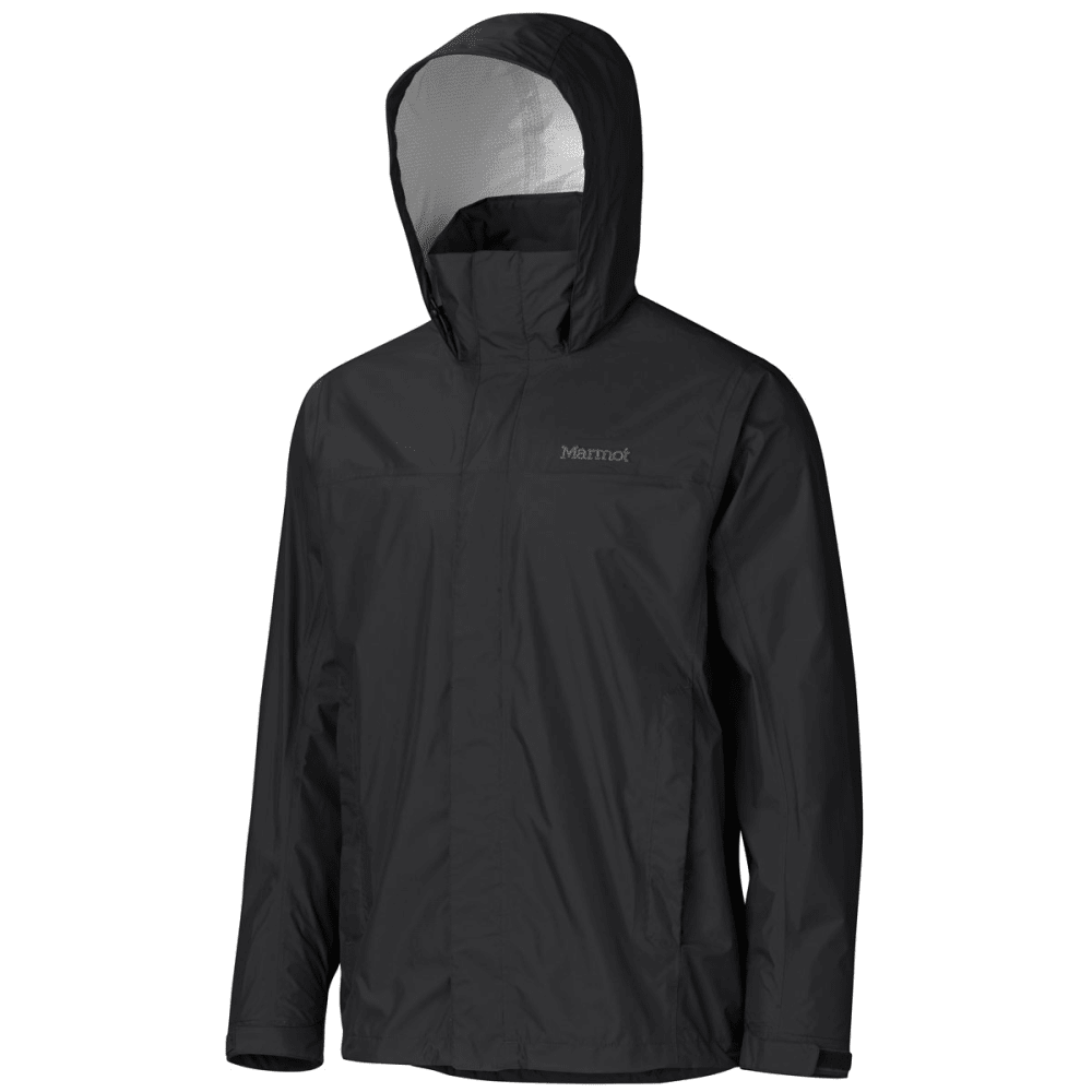 MARMOT Men's PreCip Jacket - 001-BLACK