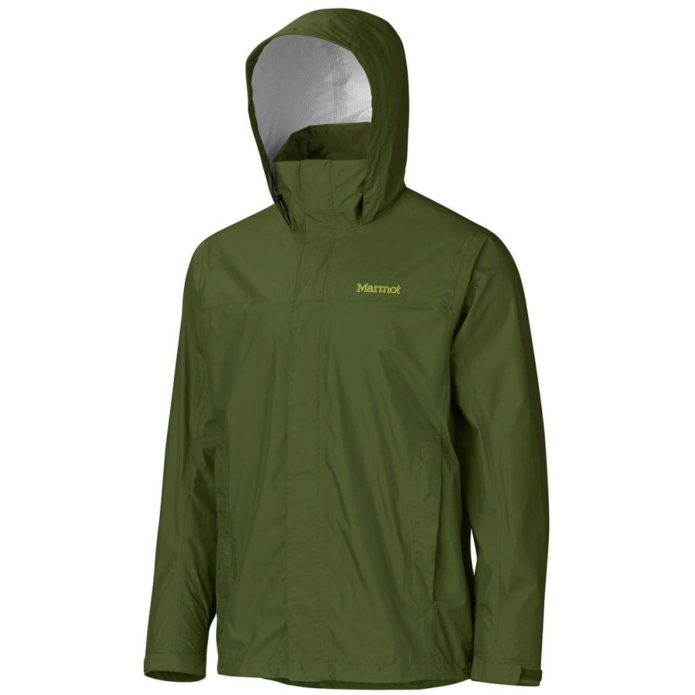 MARMOT Men's PreCip Jacket - GREENLAND