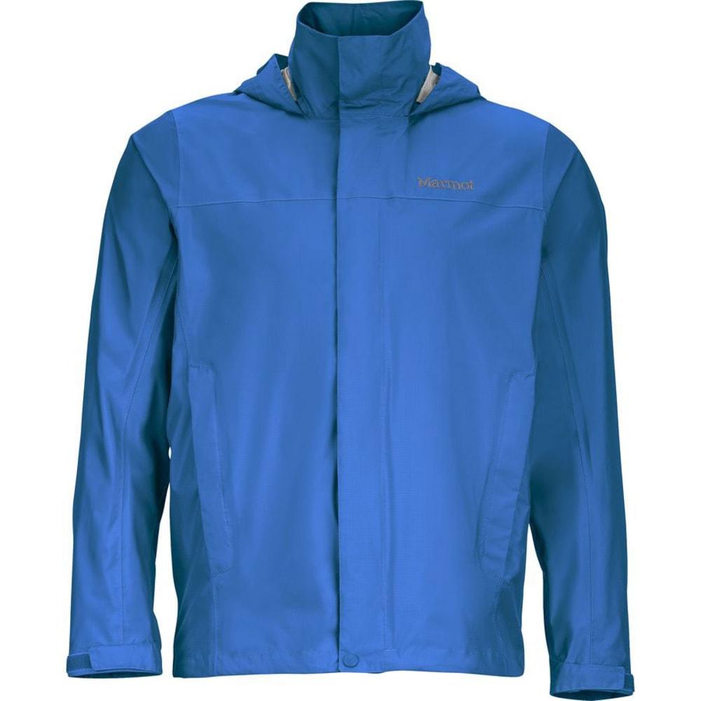 MARMOT Men's PreCip Jacket - 3963-TRUE BLUE