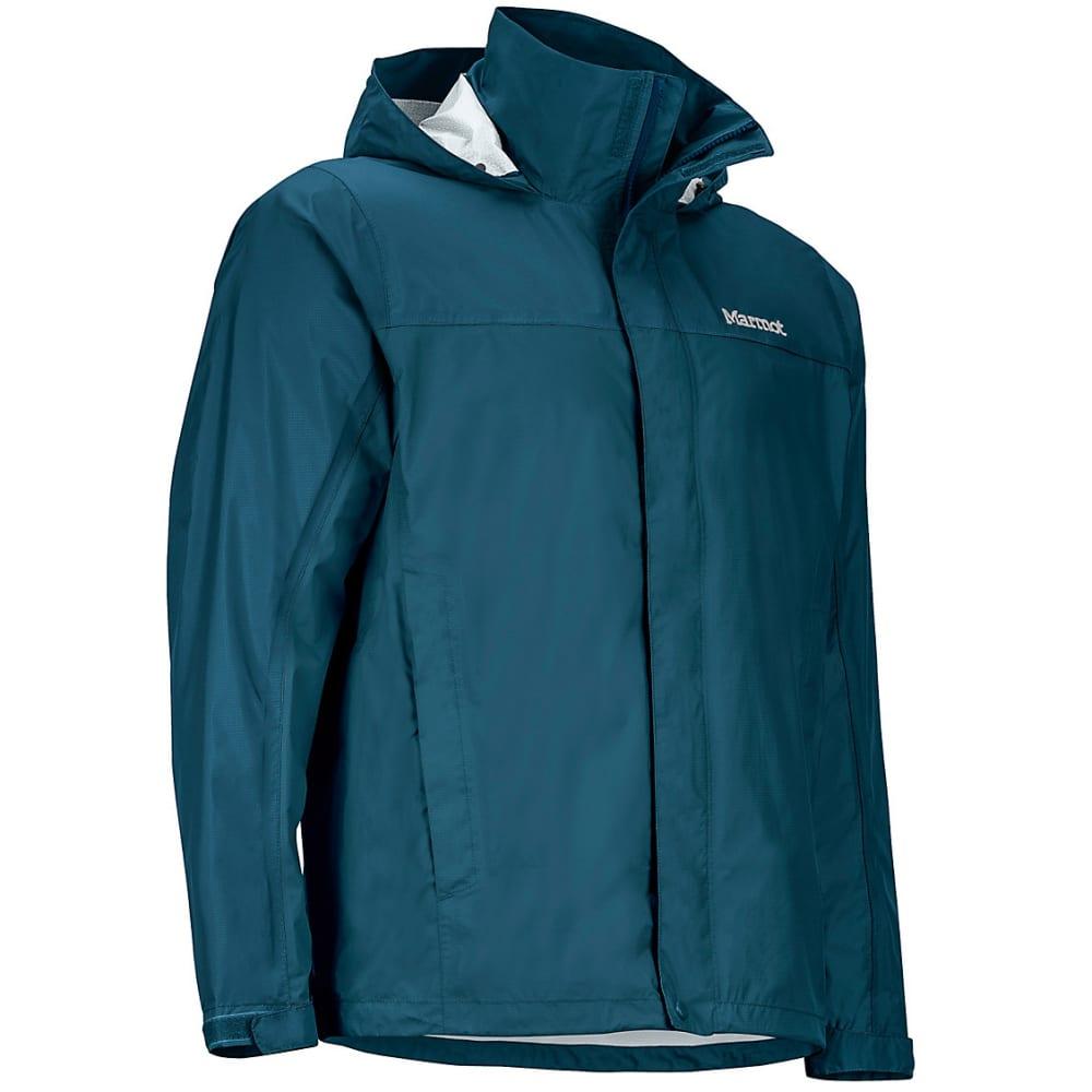 MARMOT Men's PreCip Jacket - 200-DENIM BLUE