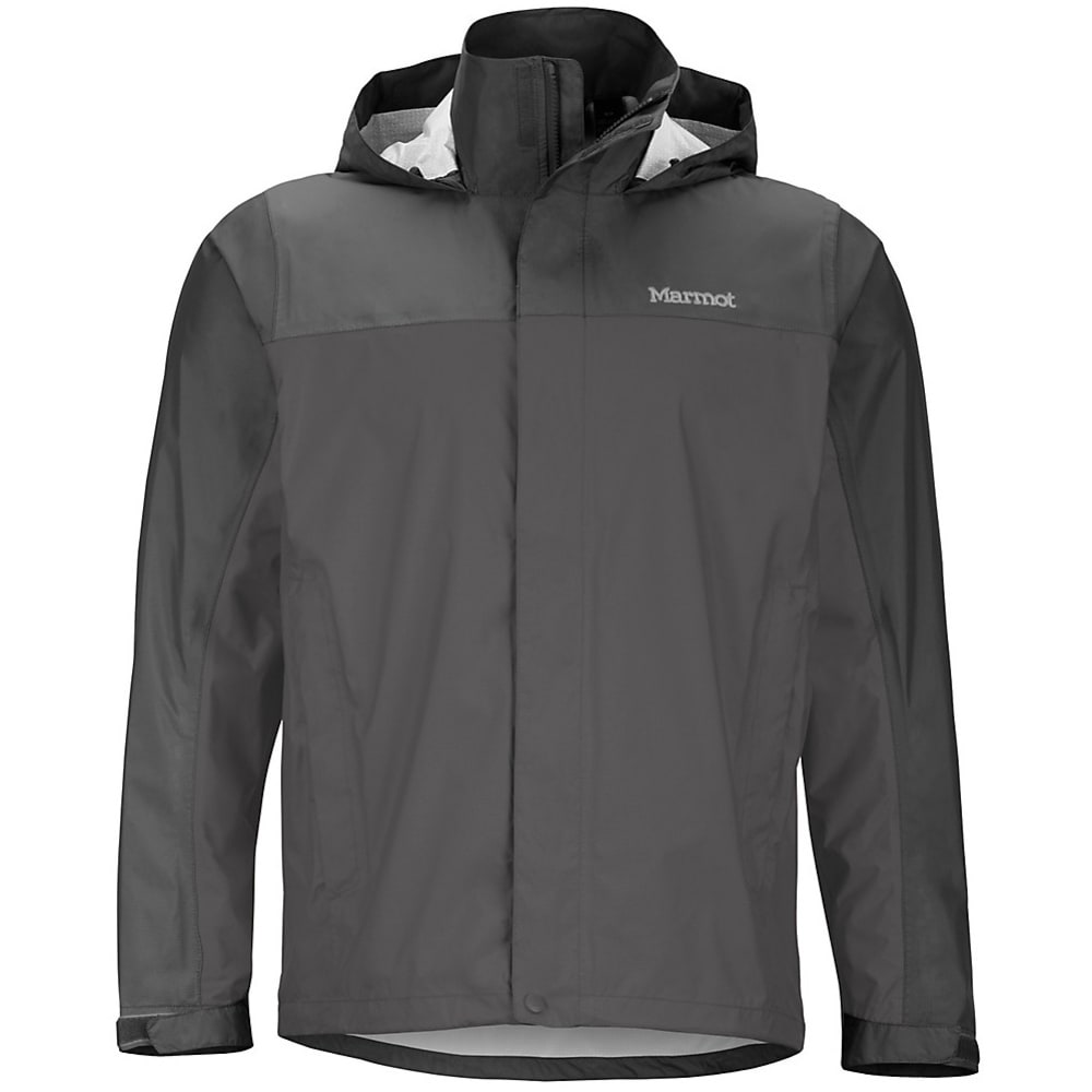 MARMOT Men's PreCip Jacket - 1440-SLATE GREY