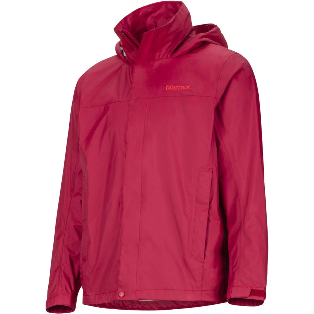 MARMOT Men's PreCip Jacket - 6005-SIENNA RED