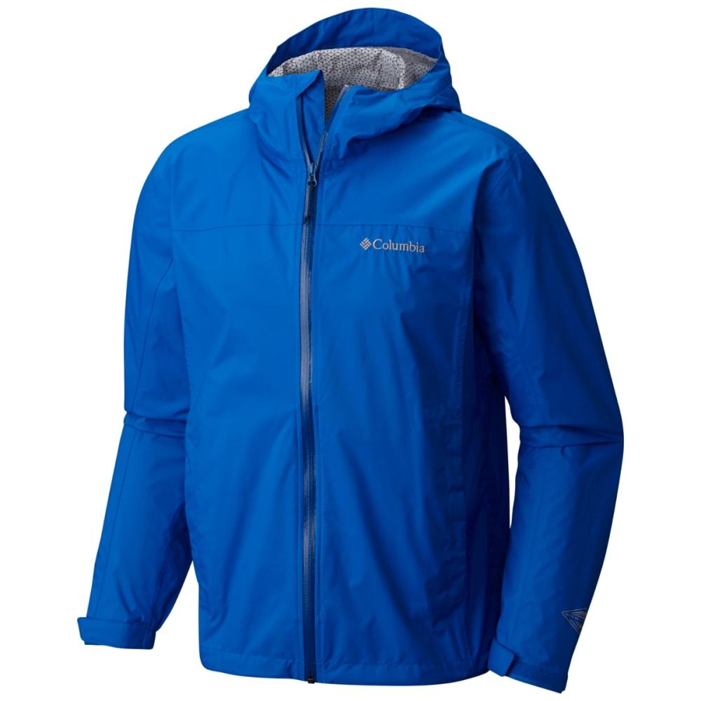 COLUMBIA Mens Evapouration Waterproof Jacket S