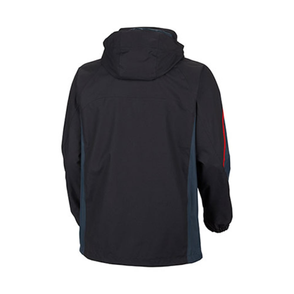 COLUMBIA Men's Bugaboo Kustom Jacket - BLACK