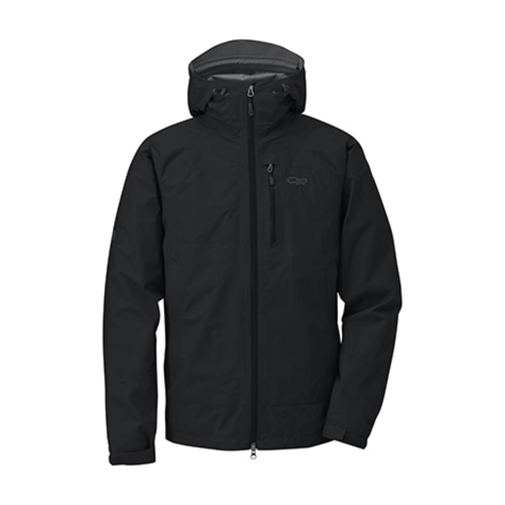 OUTDOOR RESEARCH Men's Foray Jacket - 0001-BLACK