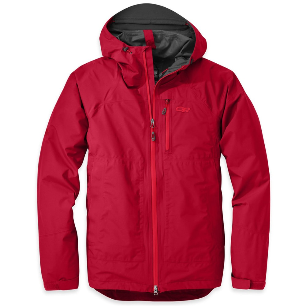 OUTDOOR RESEARCH Men's Foray Jacket - AGATE