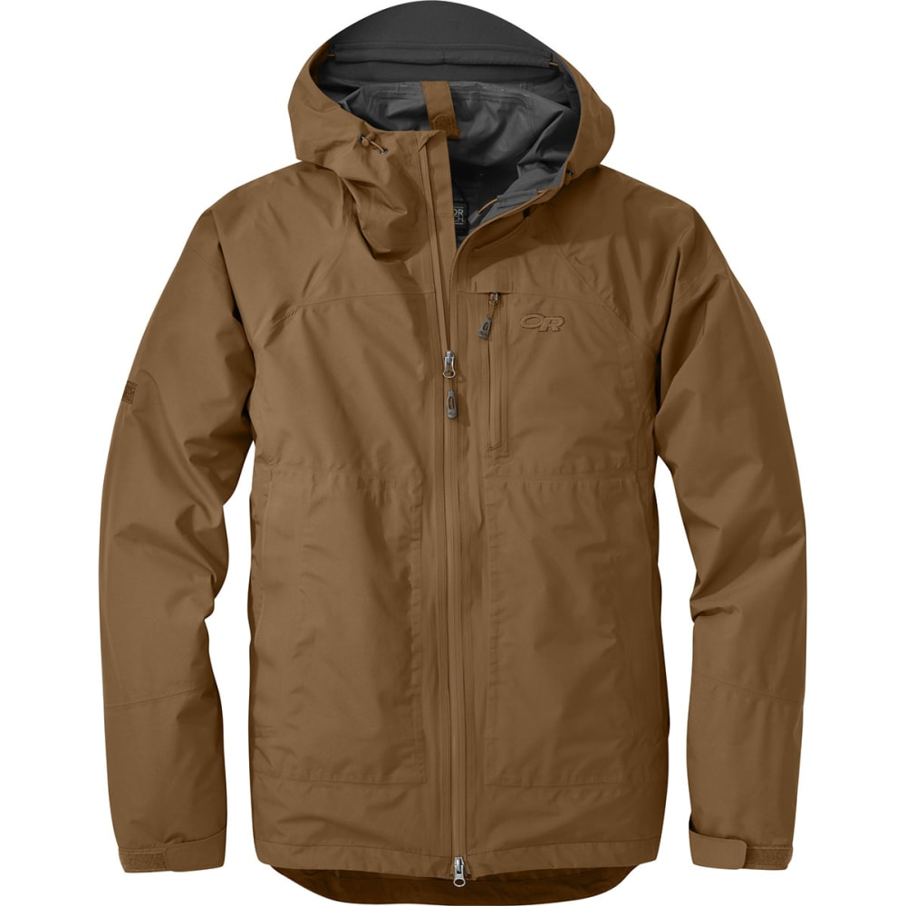 OUTDOOR RESEARCH Men's Foray Jacket - COYOTE