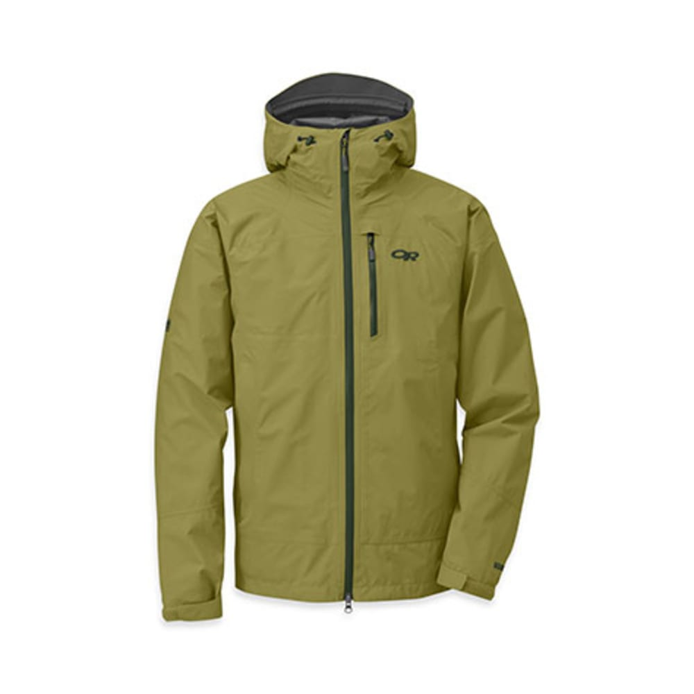 OUTDOOR RESEARCH Men's Foray Jacket - 0062-HOPS