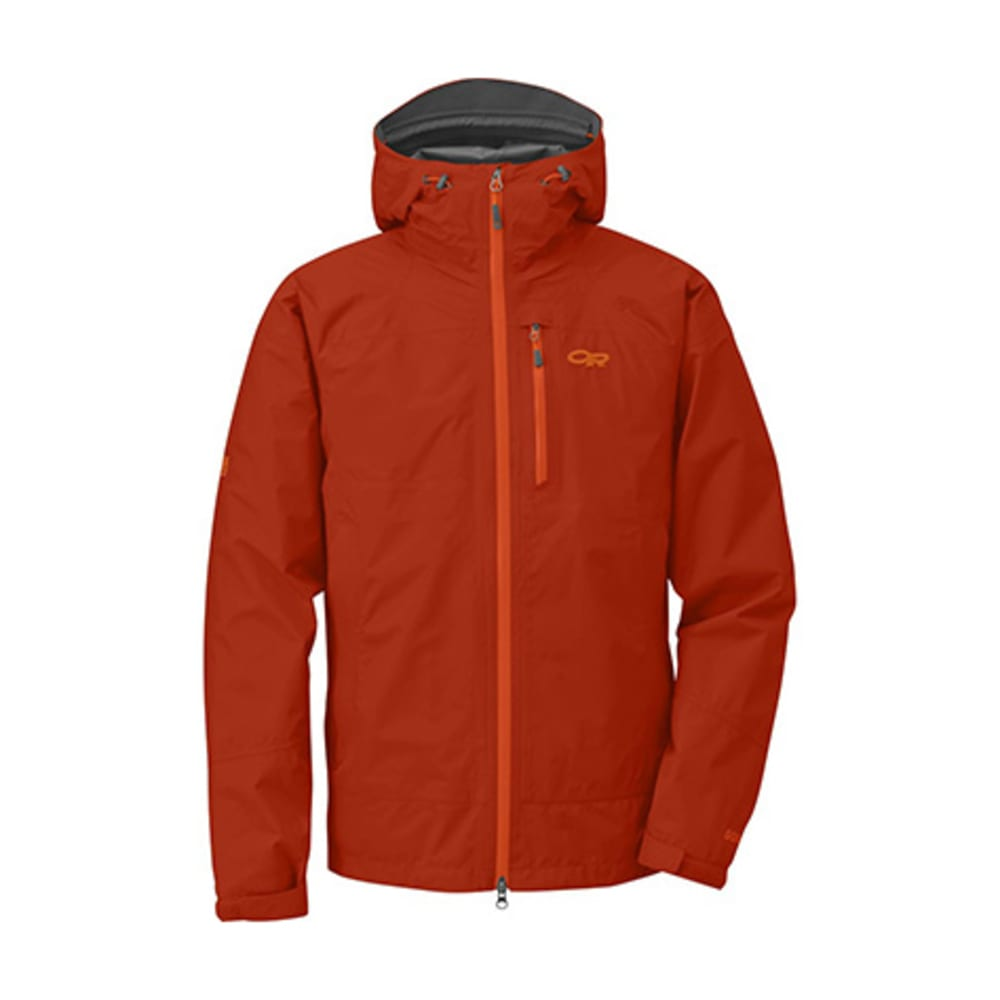 OUTDOOR RESEARCH Men's Foray Jacket - DIABLO