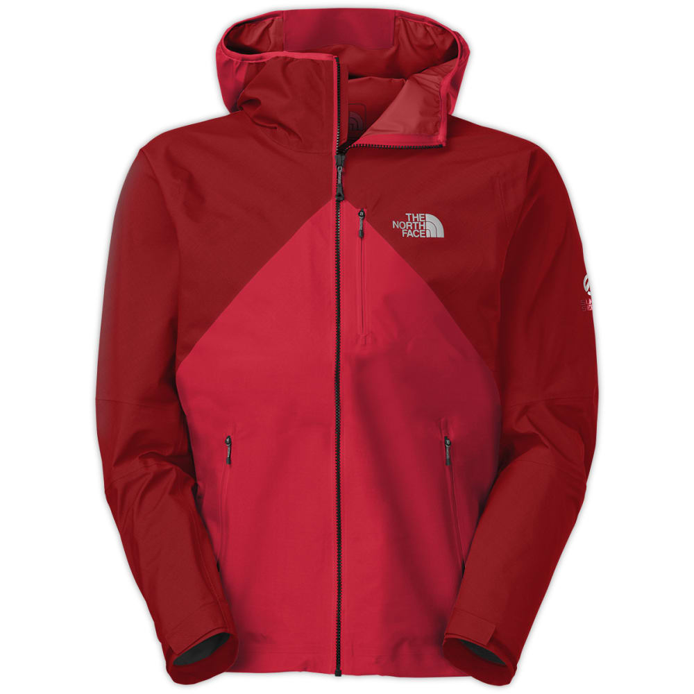 THE NORTH FACE Men's Fuse Uno Jacket - SALSA