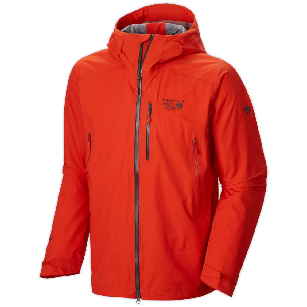 MOUNTAIN HARDWEAR Men's Torsun Jacket - STATE ORANGE