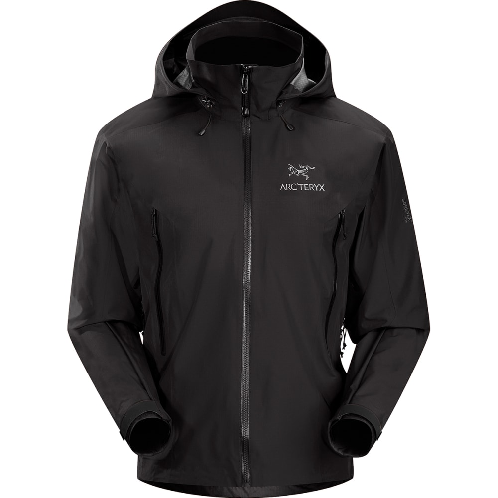 ARC'TERYX Men's Beta AR Jacket - BLACK