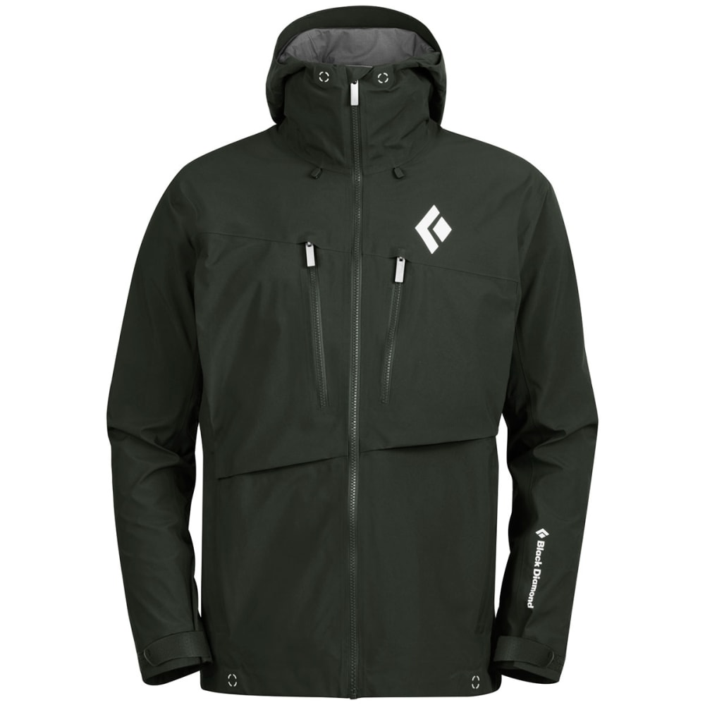 black single men in diamond point Gear review of the black diamond liquid point shell, a lightweight/breathable jacket good for aerobic activity in the backcountry during inclement weather.