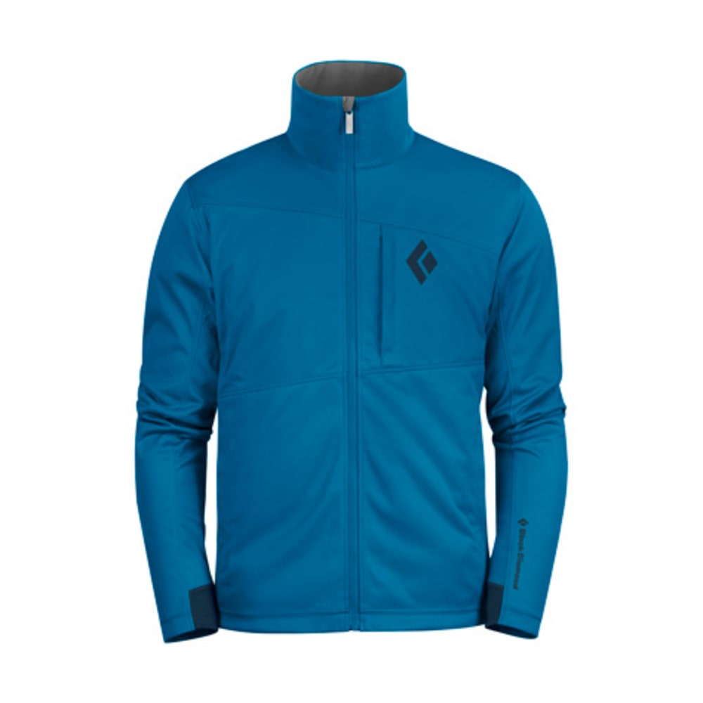 BLACK DIAMOND Men's WindStopper Stack Jacket - SAPPHIRE
