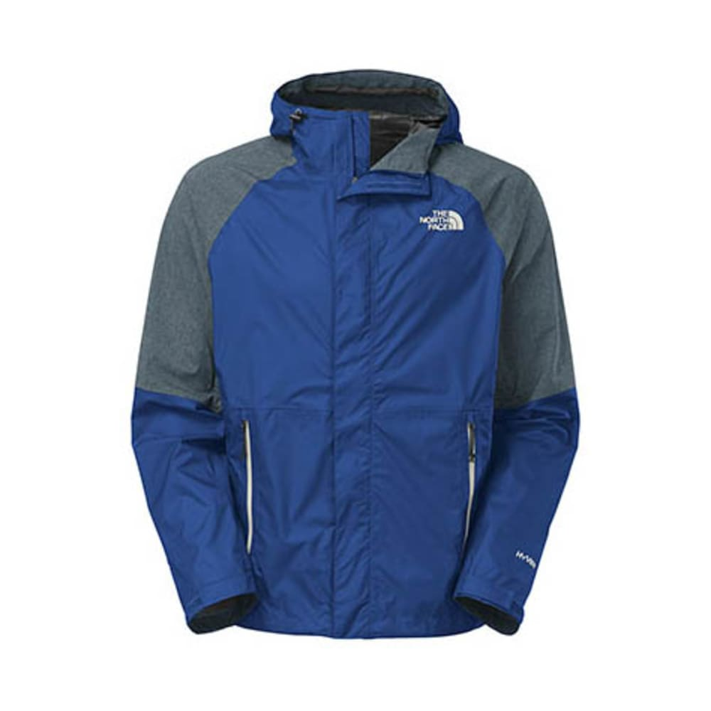 THE NORTH FACE Men's Venture Hybrid Jacket - MONSTER BLUE/OUTER S