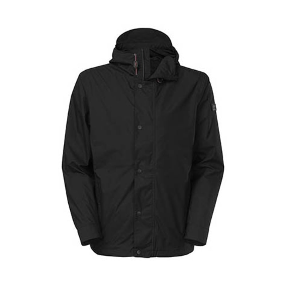 THE NORTH FACE Men's Afton Rain Jacket - TNF BLACK