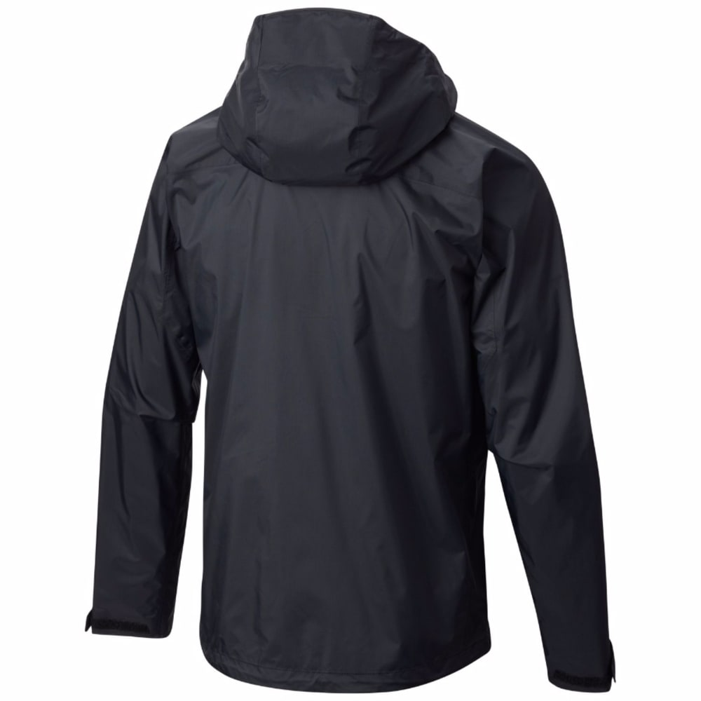 MOUNTAIN HARDWEAR Men's Alpen Plasmic™ Ion Jacket - BLACK
