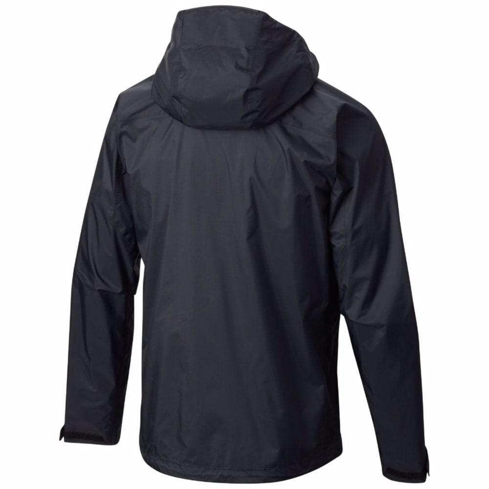 MOUNTAIN HARDWEAR Men's Alpen Plasmic™ Ion Jacket - BLACK