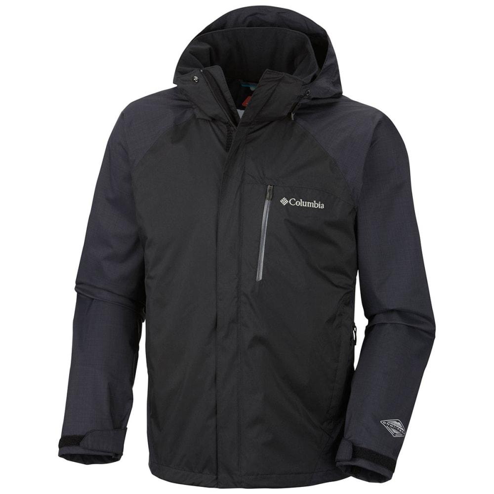 COLUMBIA SPORTSWEAR Men's Heater-Change™ Jacket - BLACK