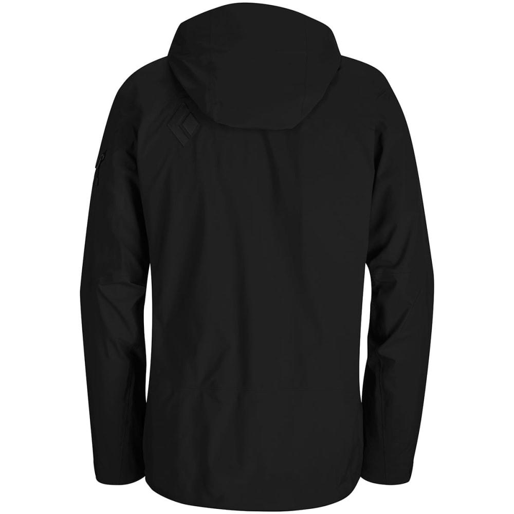 BLACK DIAMOND Men's Mission Shell Jacket - SMOKE