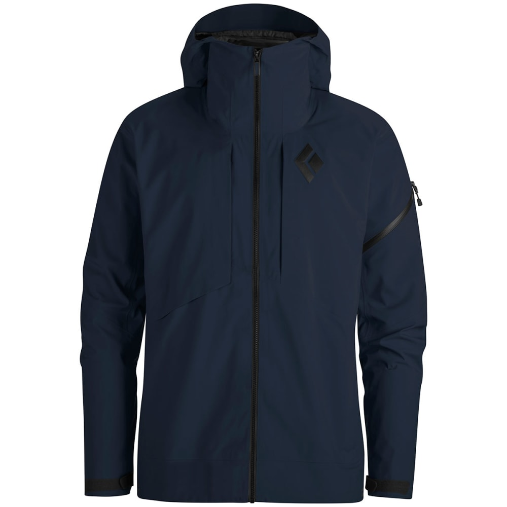 BLACK DIAMOND Men's Mission Shell Jacket - DENIM