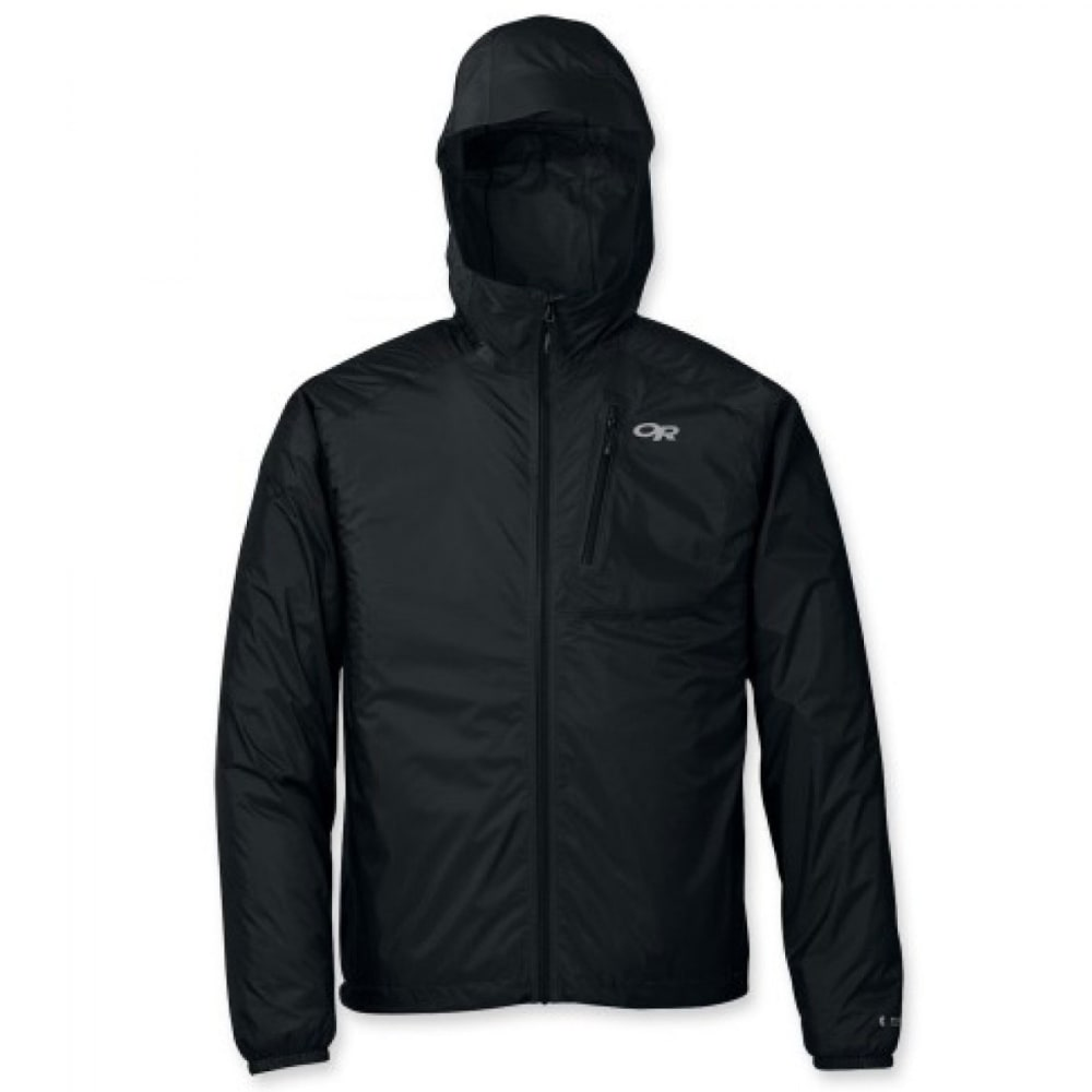 OUTDOOR RESEARCH Men's Helium II Jacket - BLACK