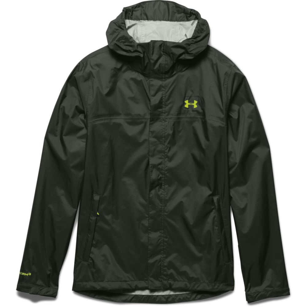 under armour men 39 s storm surge waterproof jacket free shipping on orders over 49. Black Bedroom Furniture Sets. Home Design Ideas