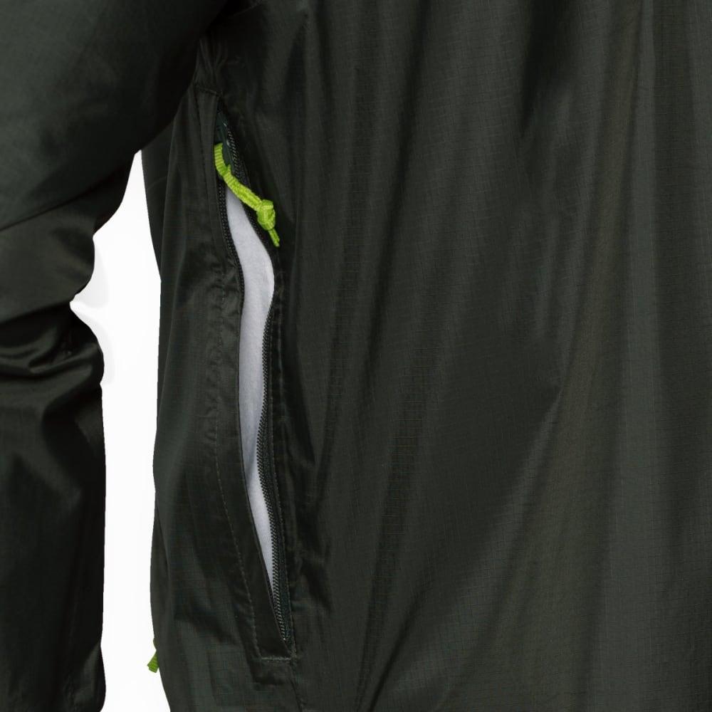UNDER ARMOUR Men's Storm Surge Waterproof Jacket - COMBAT GREEN/ VELOCI