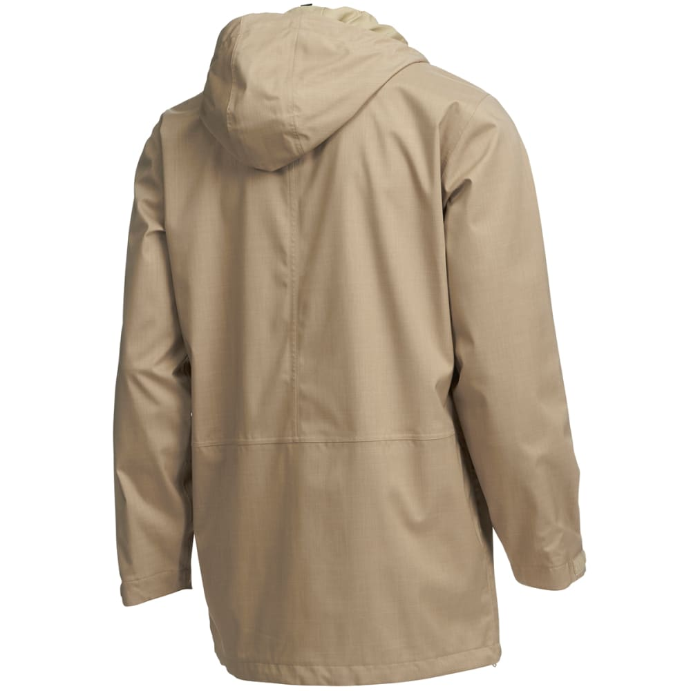 EMS® Men's Back Bay Rain Parka  - KELP TAN