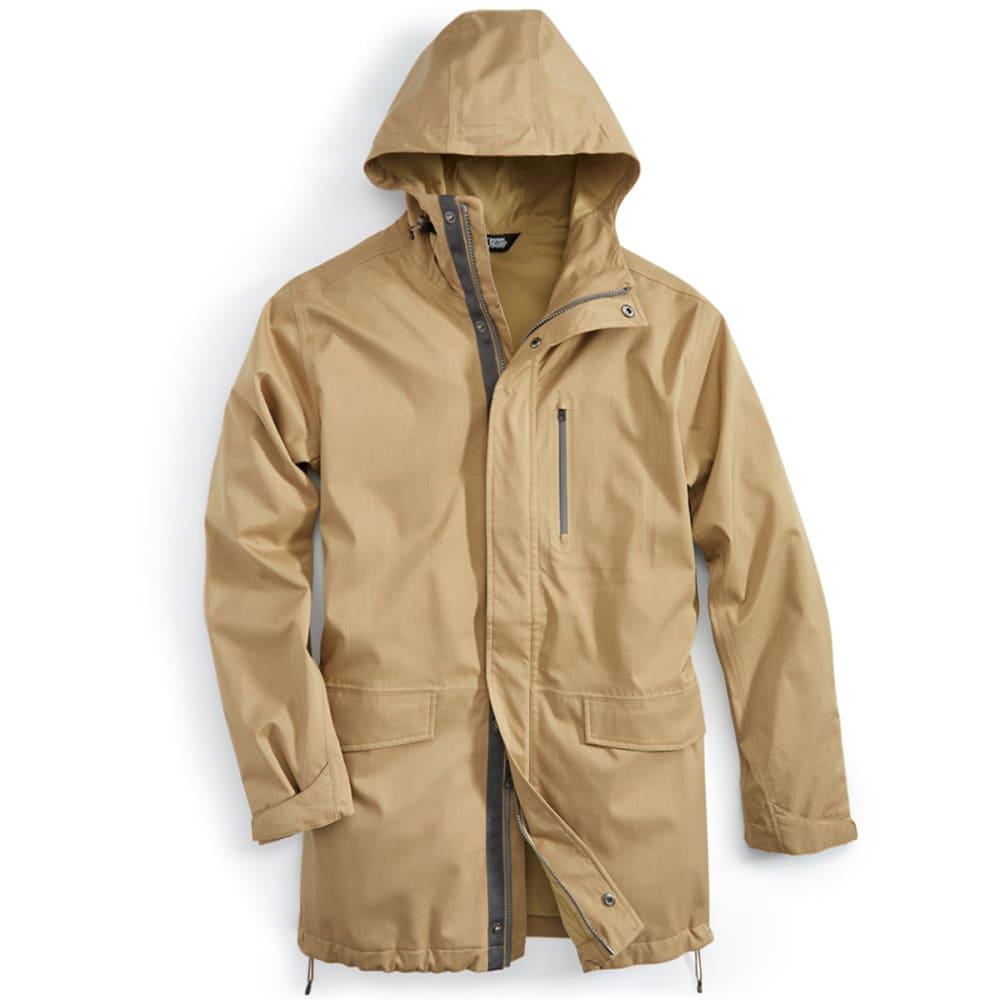 EMS® Men's Back Bay Rain Parka - KELP TAN
