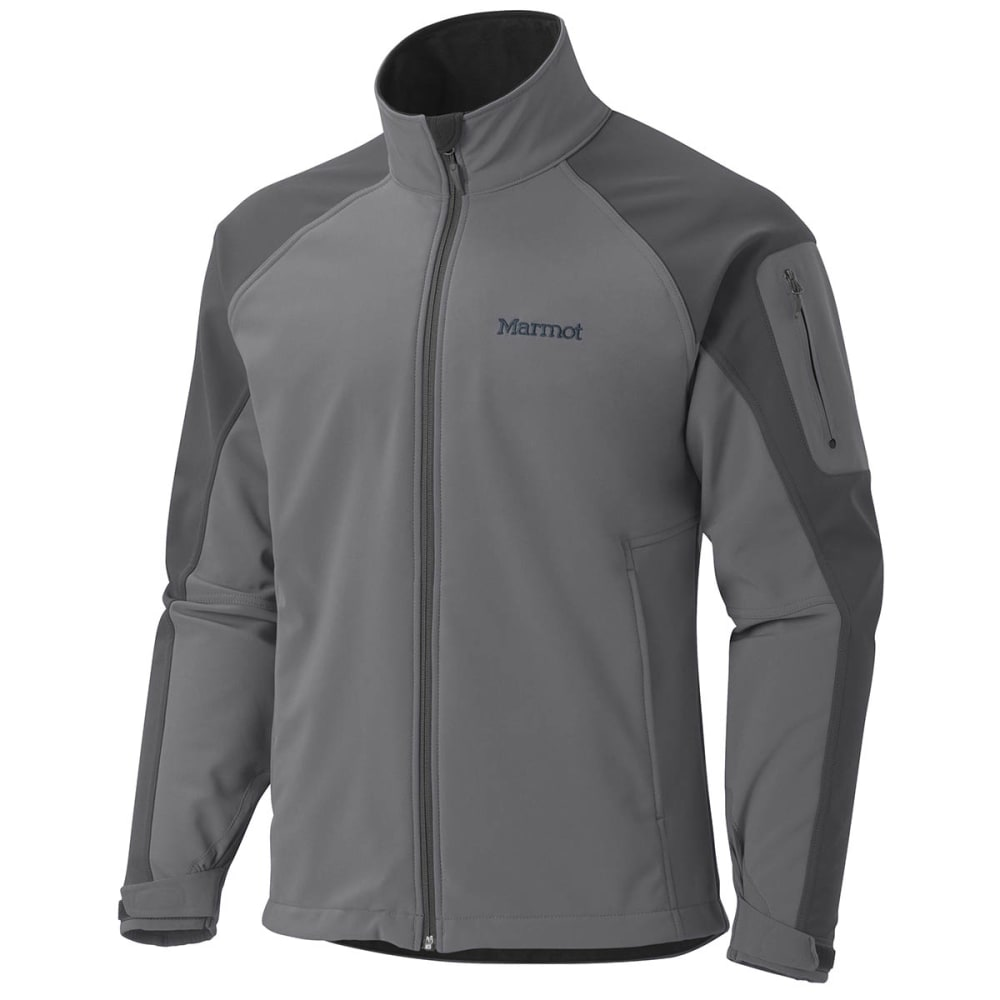 MARMOT Men's Gravity Jacket - 1452-CINDER/SLT GRY