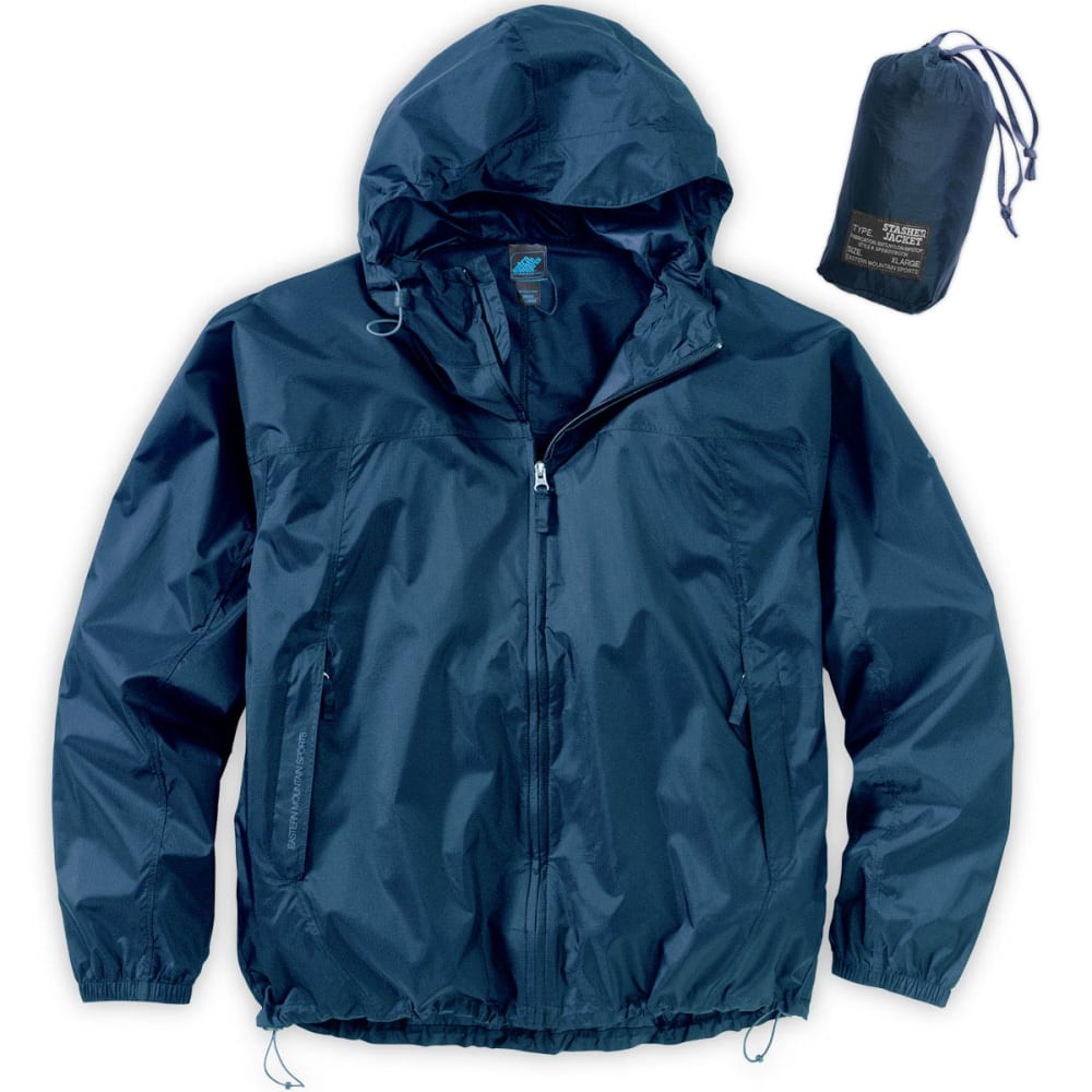 EMS Stasher Jacket - DARK BLUE