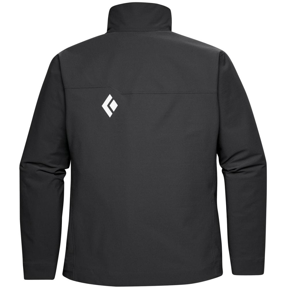 BLACK DIAMOND Men's B.D.V. Jacket - BLACK