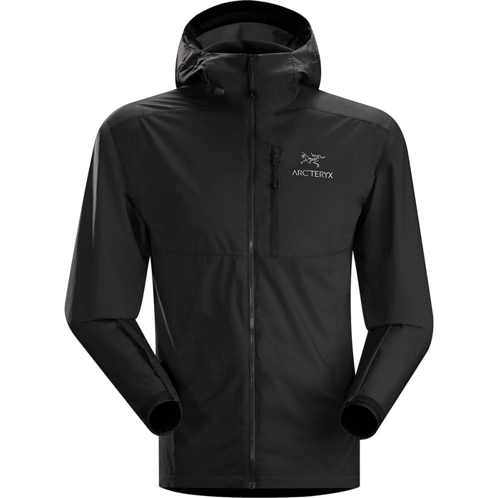 ARC'TERYX Men's Squamish Hoodie - BLACK