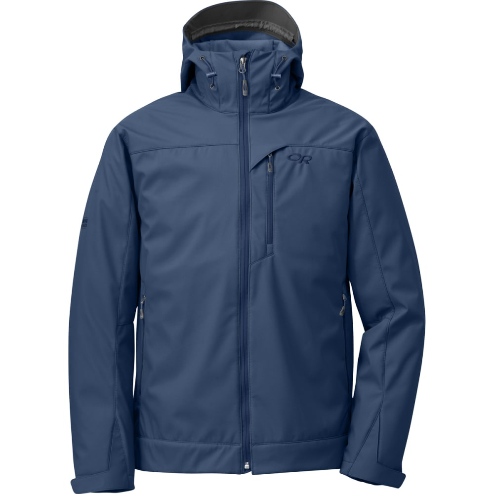 OUTDOOR RESEARCH Men's Transfer Hoodie - DUSK