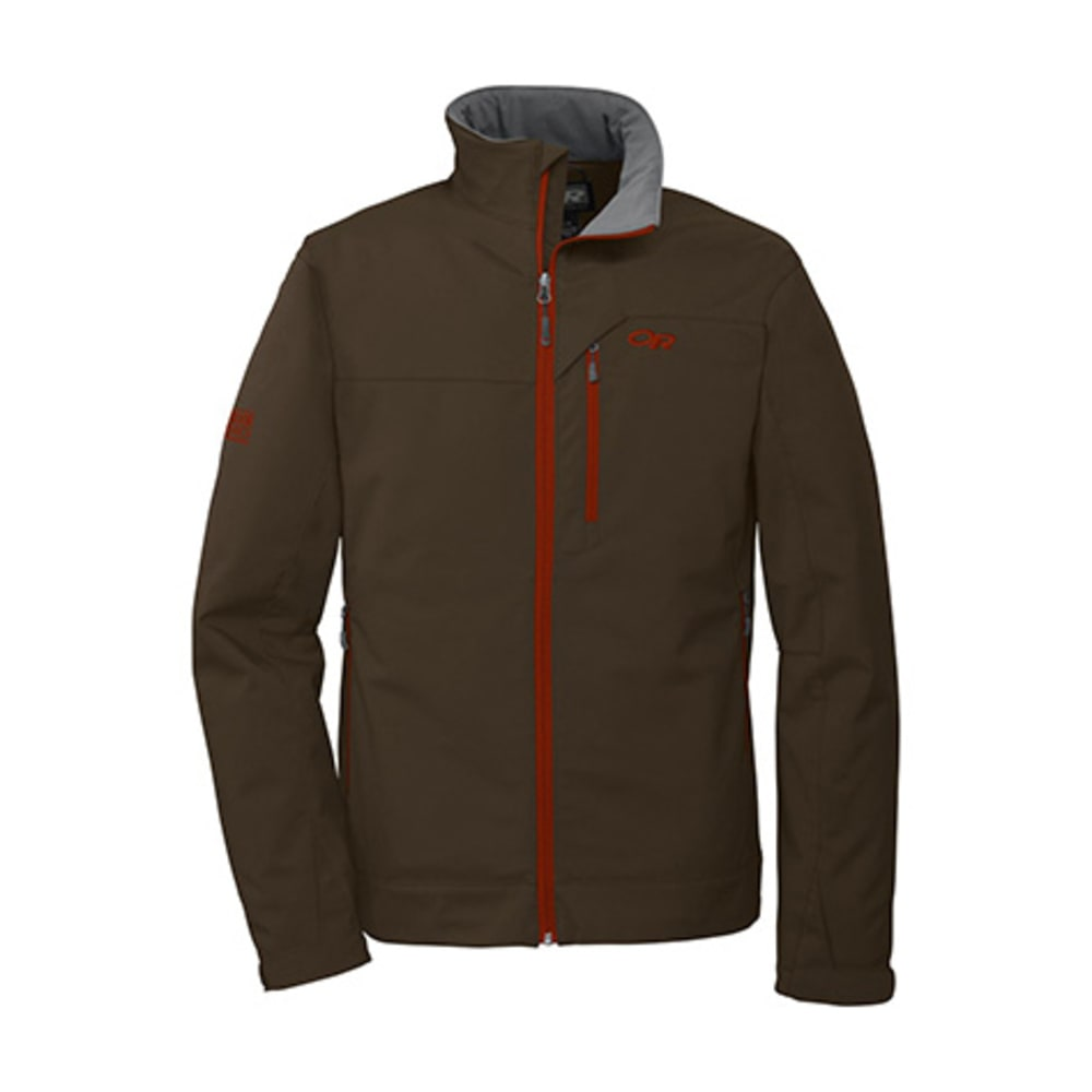 OUTDOOR RESEARCH Men's Transfer Jacket - EARTH