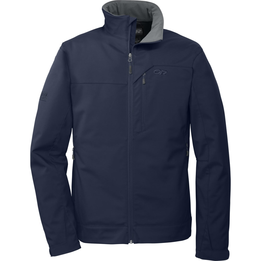 OUTDOOR RESEARCH Men's Transfer Jacket - NIGHT