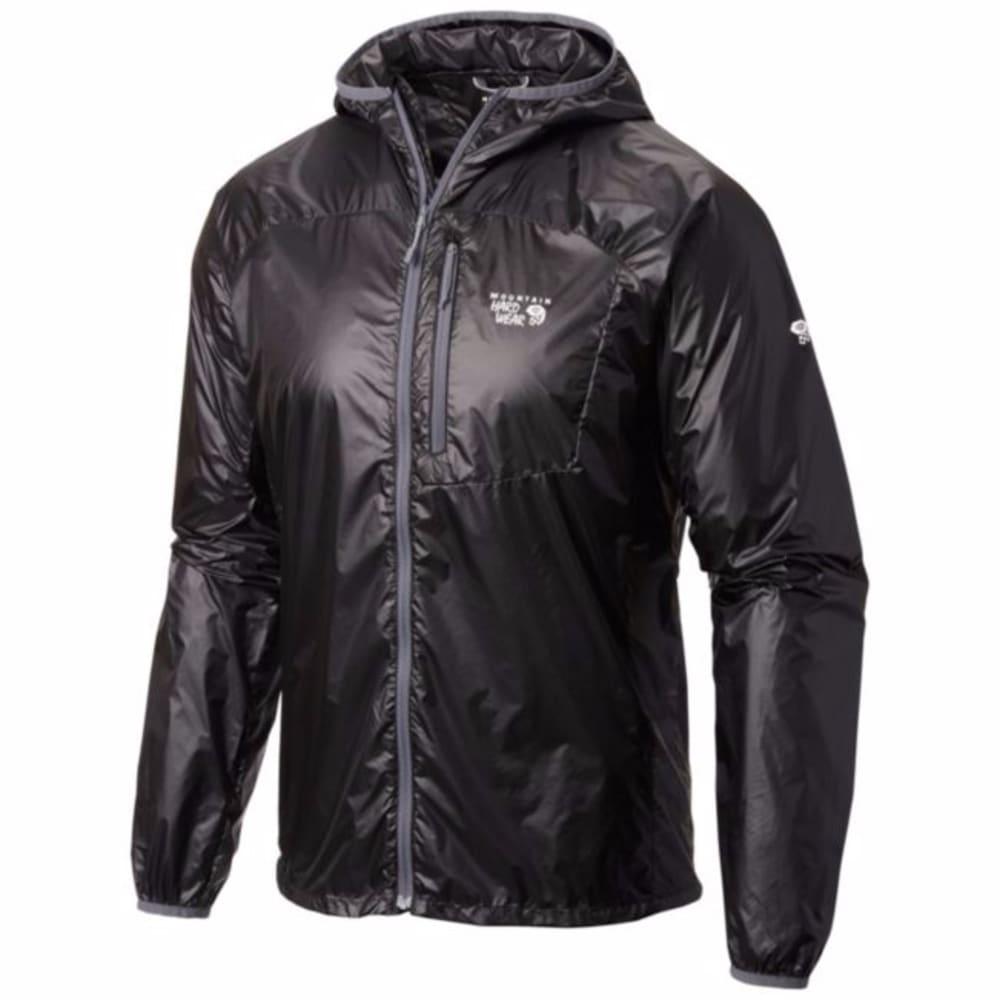 MOUNTAIN HARDWEAR Men's Ghost Lite Jacket - BLACK