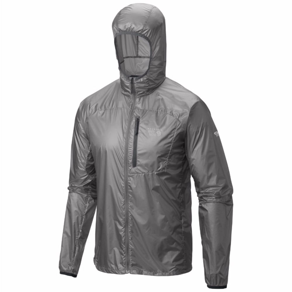 MOUNTAIN HARDWEAR Men's Ghost Lite Jacket - 073-MANTA GREY